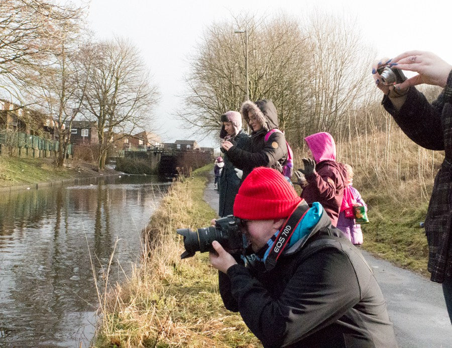 Rochdale Canal Photography