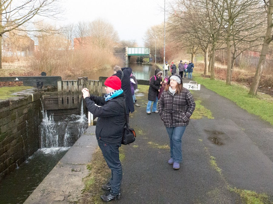 Rochdale Canal Walk Photography