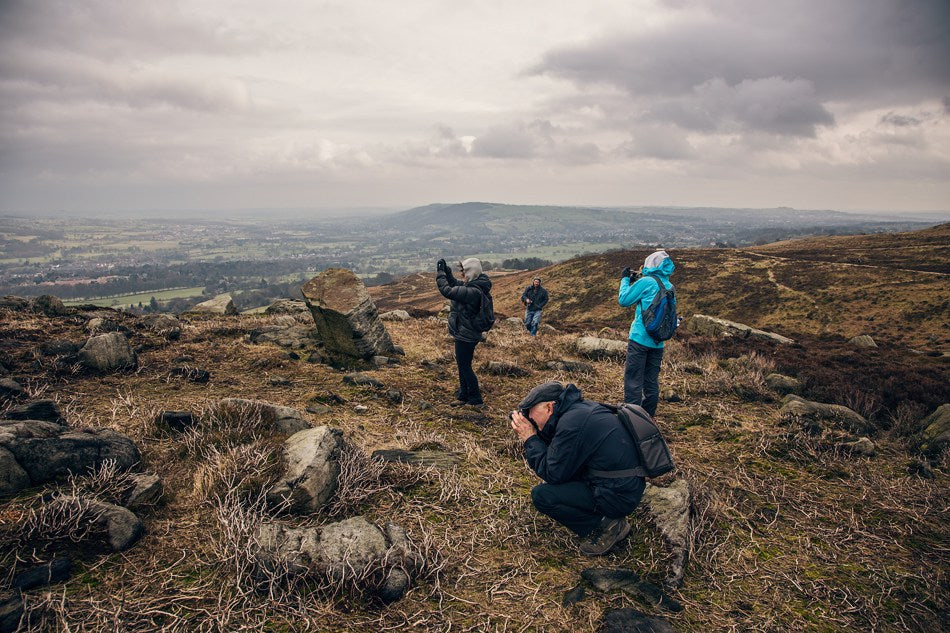 Ilkley Moor Photo Walk Feb 2015