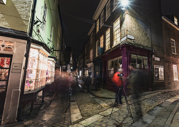 Night Photography Photo Walks