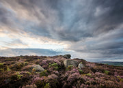 Ilkley Moor Photo Walk with Golden Hour Finale