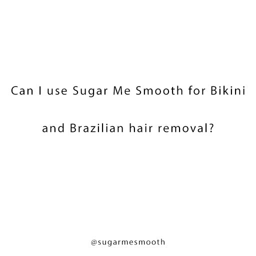Sugar Me Smooth Question