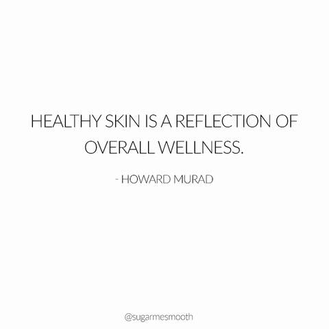 A Reflection of Overall Wellness