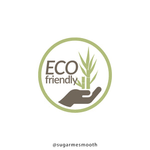 Eco-Friendly 🌱 The 'Greenest' Hair Removal on the Market!