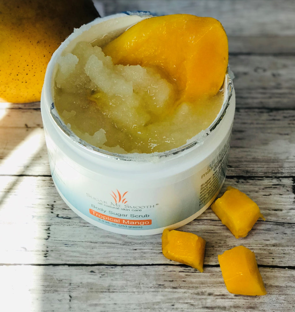 Body Sugar Scrubs: What You Need to Know!