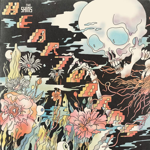 THE SHINS HEARTWORMS CD/LP/DIGITAL