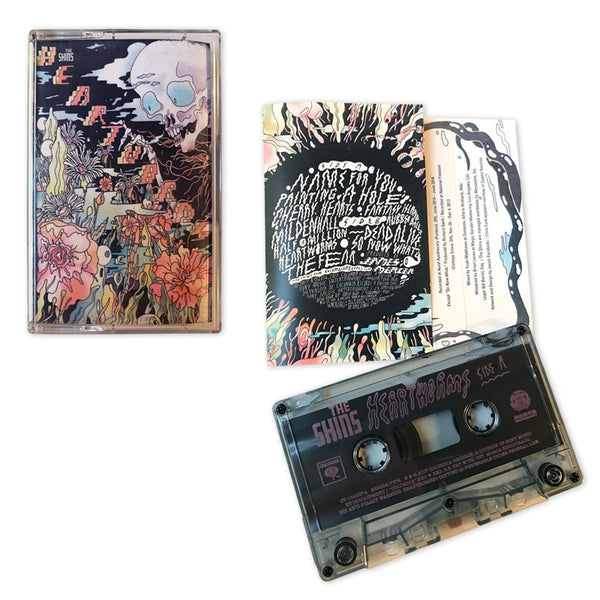 HEARTWORMS Limited Edition Cassette