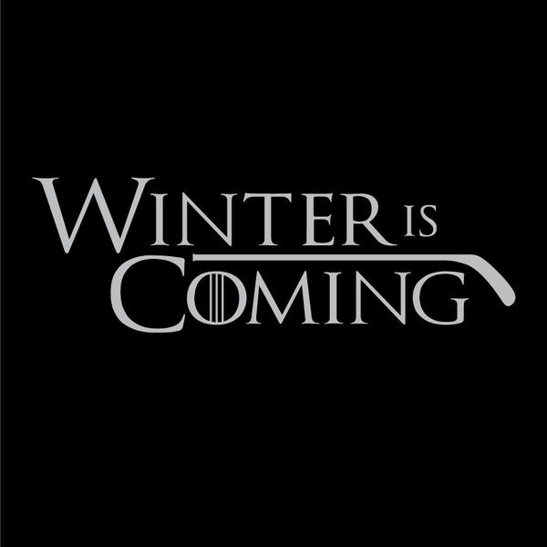 Winter Is Coming - Buy One Get One Half Price On All Mugs