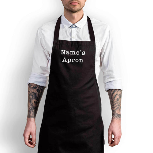 Personalised Apron - Novelty Aprons - Slightly Disturbed