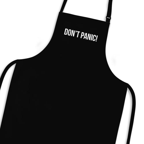 Don't Panic! Apron - Novelty Aprons - Slightly Disturbed