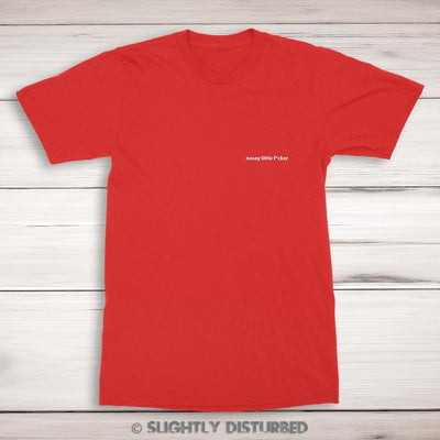 Nosey Little F*cker Men's T-Shirt (Clean) - Slightly Disturbed