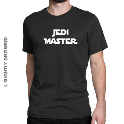 Jedi Master Men's T-Shirt - Slightly Disturbed