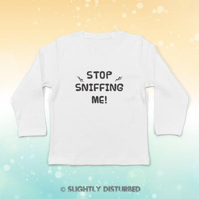 I Was Worth The Wait Baby Long Sleeve T-Shirt - Slightly Disturbed