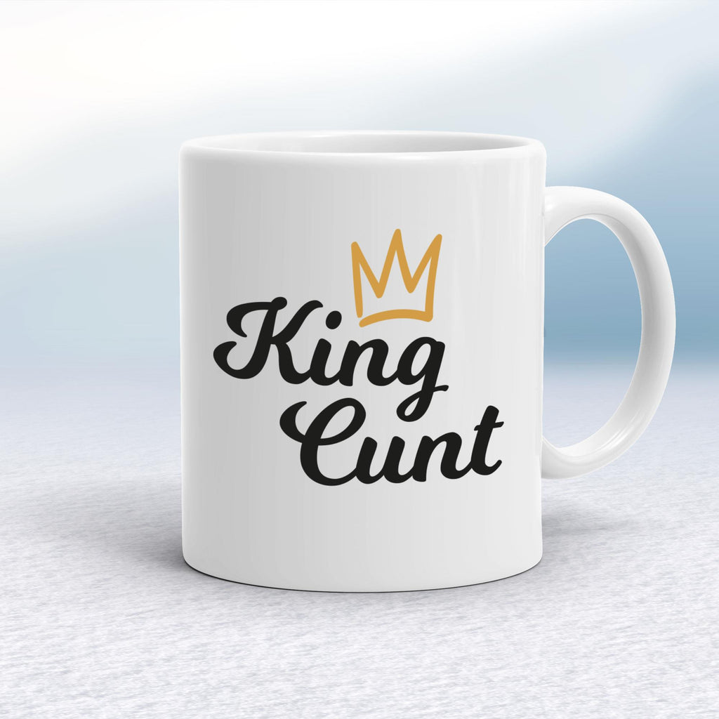 King Cunt - Rude Mugs - Slightly Disturbed - Image 1 of 14