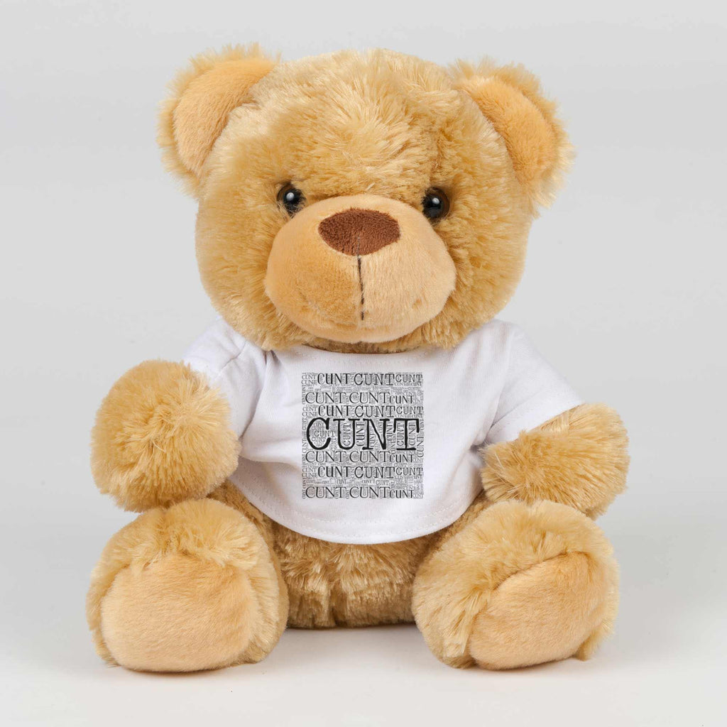 Ultimate Cunt - Rude Swear Bear - Slightly Disturbed - Image 1 of 2