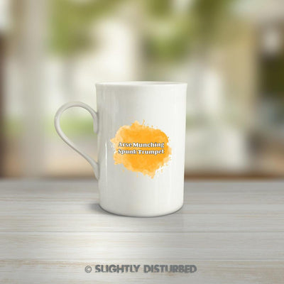 Arse Munching Spunk Trumpet Mug - Slightly Disturbed