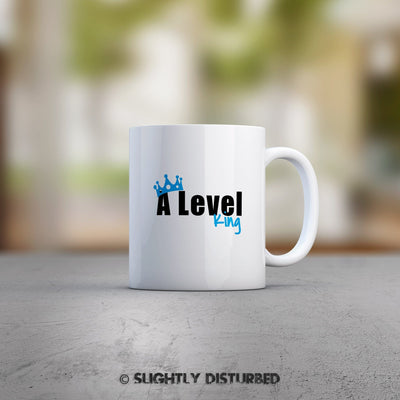 A Level King or Queen Mug - Slightly Disturbed