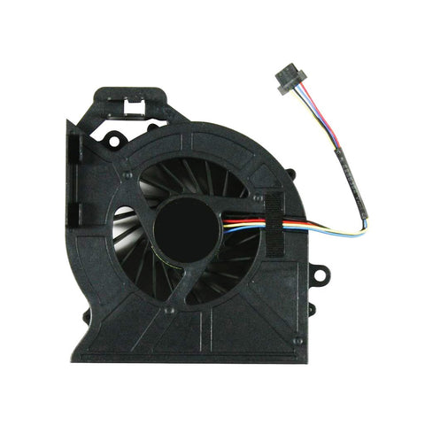 HP Pavilion DV6-6B00 CPU Cooling Fan Replacement