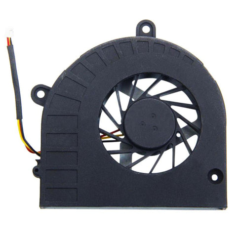Toshiba Satellite A660D CPU Cooling Fan Replacement
