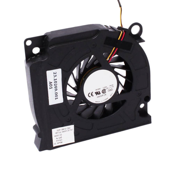 Dell Latitude D630 CPU Cooling Fan Replacement