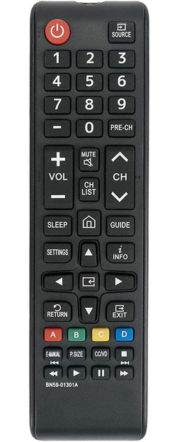 Samsung UN40N5200AF Remote Control Replacement