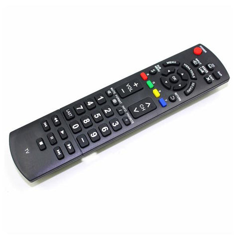 Panasonic TCP58S2 Remote Control Replacement