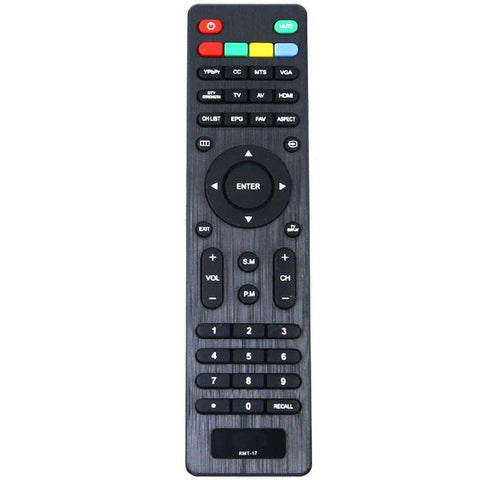 Proscan PLDED3957A Remote Control Replacement