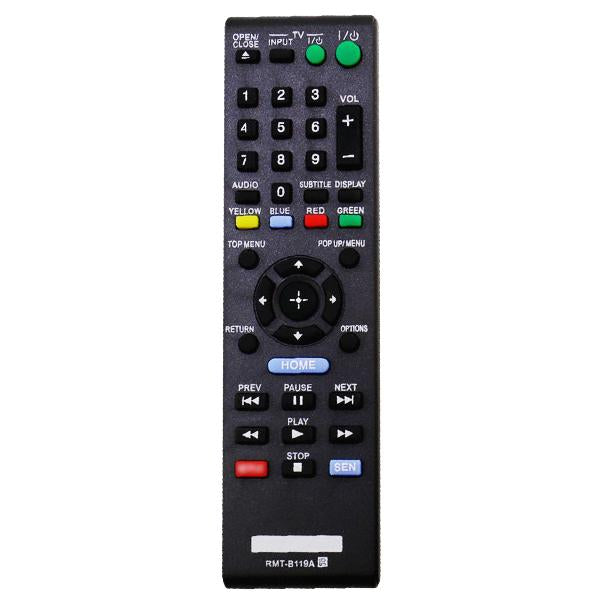 Sony BDP-S580 Remote Control Replacement