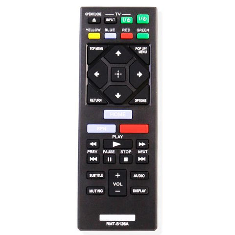 Sony BDPS1200 Remote Control Replacement