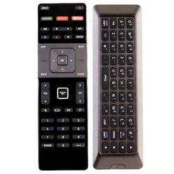 Vizio XRT500 Qwerty Dual Side Remote Control Replacement