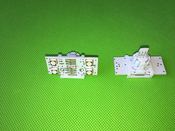 #4020  LED board for Konami reel includes plastic connector