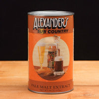 Alexanders Pale Malt Single Can