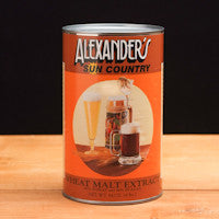 Alexanders Wheat Malt Single Can