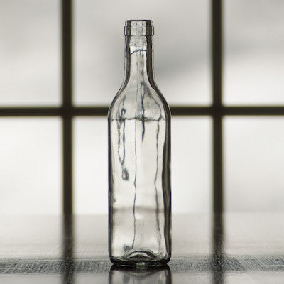 375 ml Clear Semi-Burgundy, case of 24