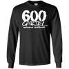 Long Sleeve 600 Cartel Tshirt - 600breezy