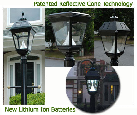 Imperial Solar Lamp Post Lights
