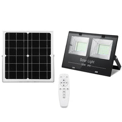 196 LED Commercial Solar Flood Light