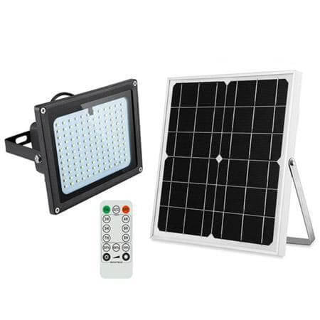 Solar flood lights outdoor solar store 132 led commercial flood light workwithnaturefo
