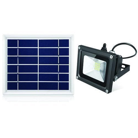 16 LED Solar Flood Light