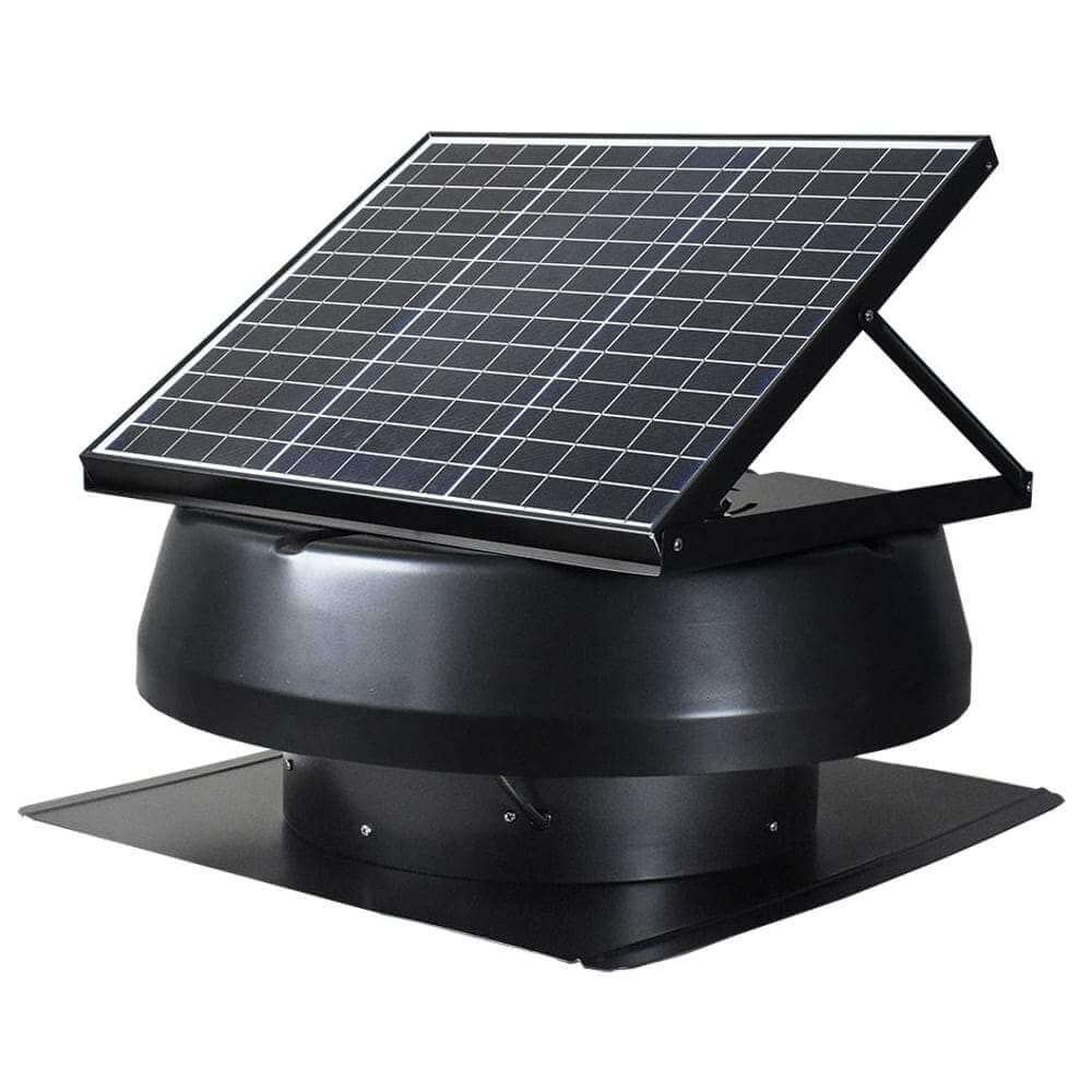 30 Watt Solar Roof Mount Attic Fan