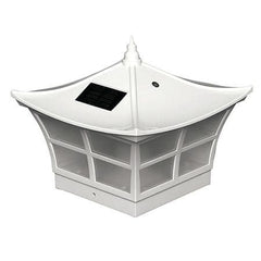 Ambience Solar Cap Light - White