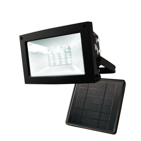 12 LED Solar Flood Light