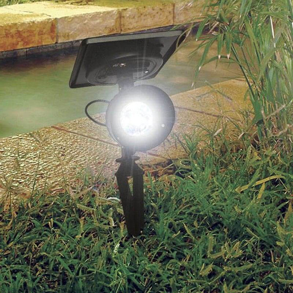 Super High Intensity Solar Spot Light Outdoor Solar Store
