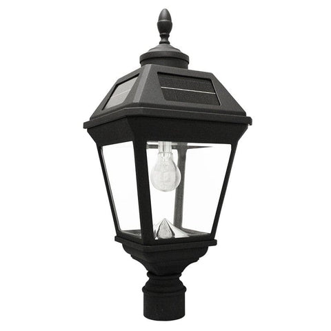 Solar lamp post lights outdoor solar store imperial bulb solar lamp mozeypictures Gallery