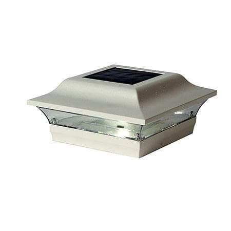 Imperial Solar Cap Light - White
