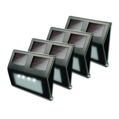 Solar Metal Deck Lights