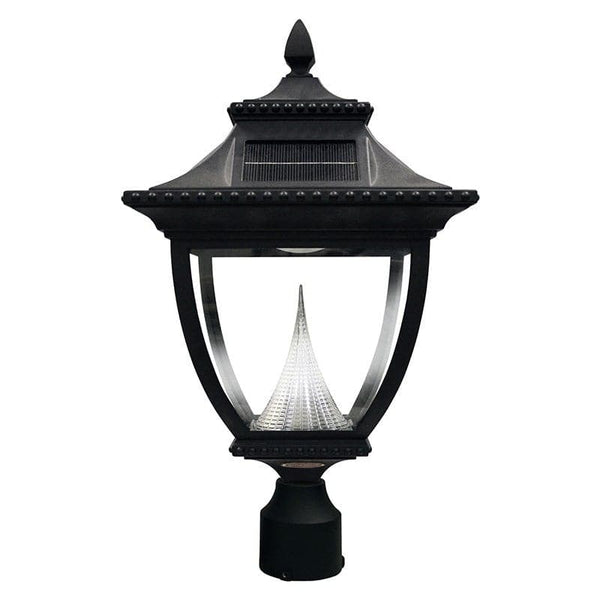 Pagoda Solar Lamp Pole Mount Outdoor Solar Store