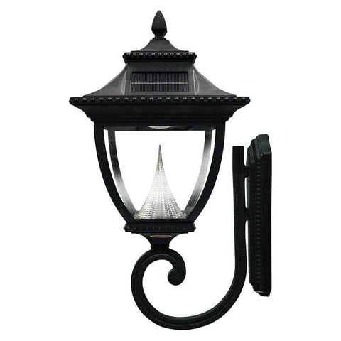Pagoda Solar Lamp - Wall Mount