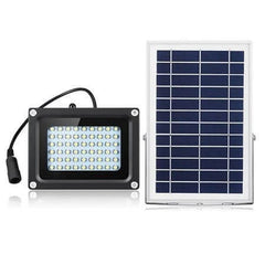 54 LED Commercial Solar Flood Light