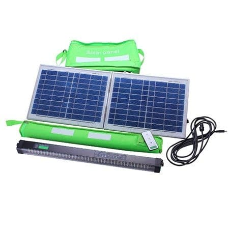 Solar Light Bar With Remote Outdoor Solar Store